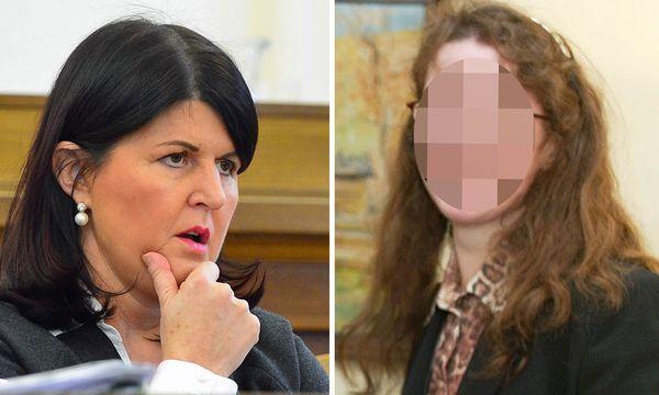 Burgstaller; Beschuldigte im Salzburger Finanzskandal / Bild: AP/APA