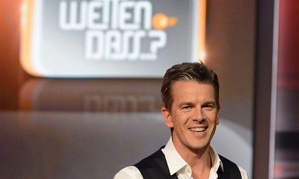 Wien-Premiere für Markus Lanz. / Bild: (c) Zweites Deutsches Fernsehen (Sascha Baumann)