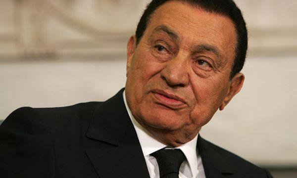 Hosni Mubarak: Der moderne Pharao / Bild: Hosni Mubarak (c) EPA (Dennis Brack)