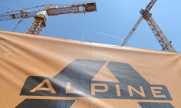 Alpine-Logo / Bild: EPA