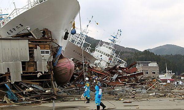 Bild: (c) EPA (Koichi Kamoshida)