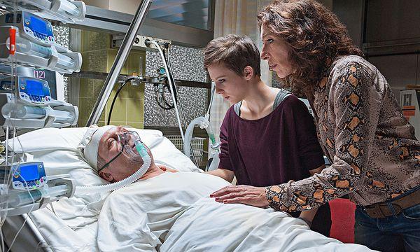 ''Tatort'': Eisner wird in diesem Fall selbst zum Opfer / Bild: (c) ORF (Toni Muhr)