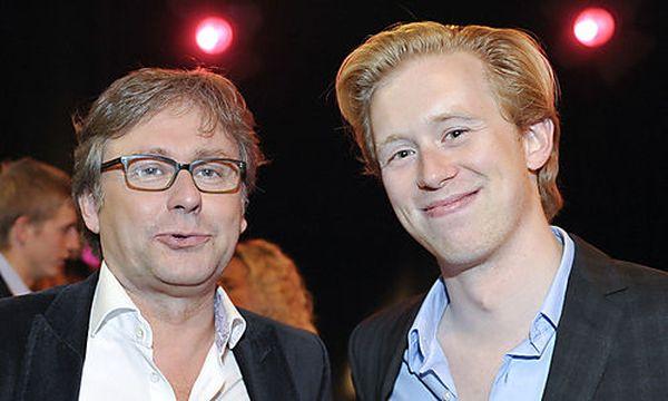 Niko Pelinka und Alexander Wrabetz / Bild: (c) APA/HERBERT NEUBAUER (Herbert Neubauer)
