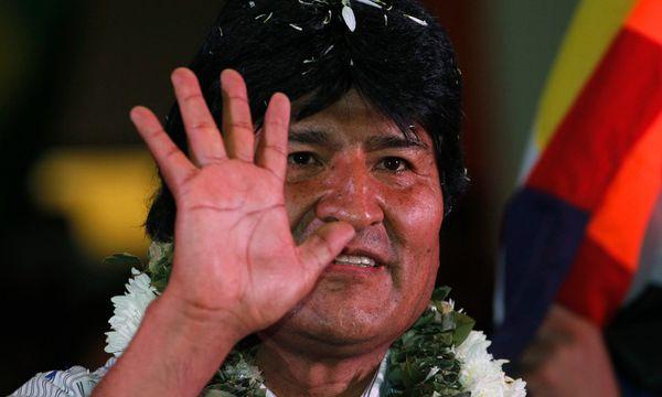 Evo Morales / Bild: Reuters