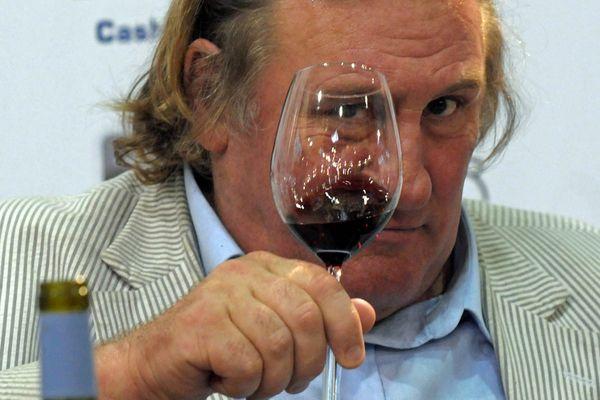 Depardieu / Bild: (c) EPA (HORST OSSINGER)
