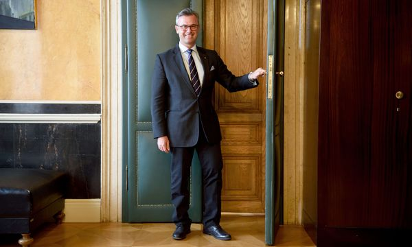 Norbert Hofer  / Bild: (c) Die Presse (Clemens Fabry)