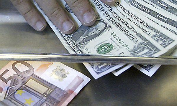 Dollarkurs heute