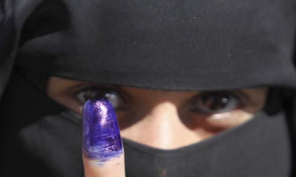 Bild: (c) REUTERS (MOHAMED AL-SAYAGHI)