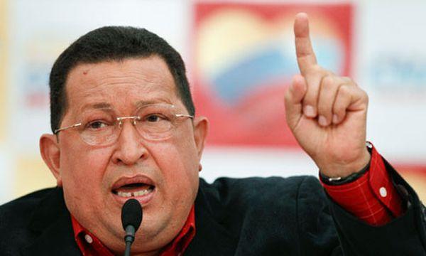 Krebs: Chavez erklärt sich vollständig genesen / Bild: Carlos Garcia Rawlins