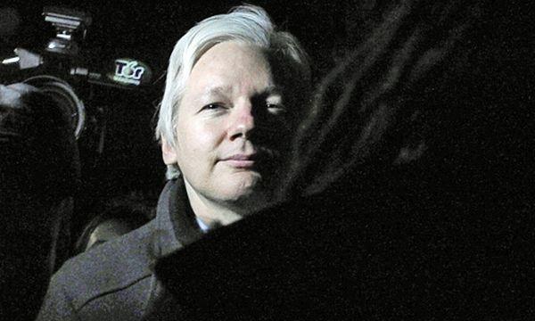 Der Wikileaks-Mitbegründer Julian Assange / Bild: (c) EPA (FACUNDO ARRIZABALAGA)