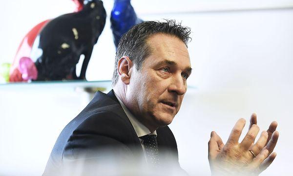 Strache will sich bei einer Regierungsbeteiligung der FPÖ auf die Wirtschaft konzentrieren. / Bild: APA/ROBERT JAEGER