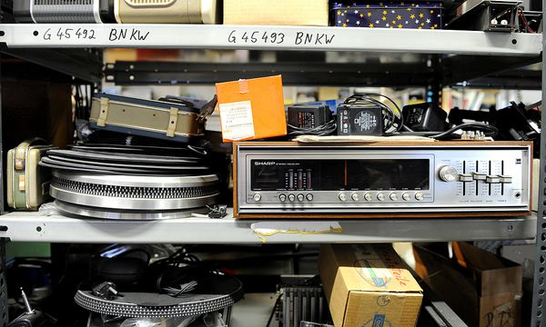 Die Waren halten viel zu kurz / Bild: (c) Die Presse (Clemens Fabry)