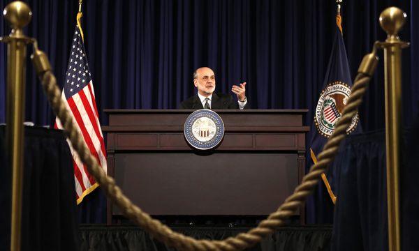 Ben Bernanke / Bild: (c) REUTERS (KEVIN LAMARQUE)
