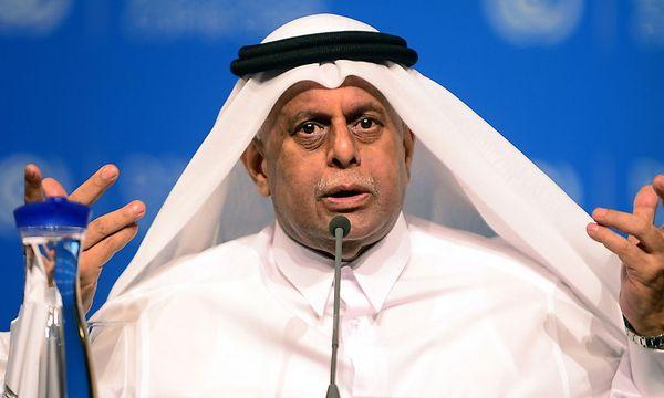 Der Vizepremier von Katar sieht im Klimagipfel