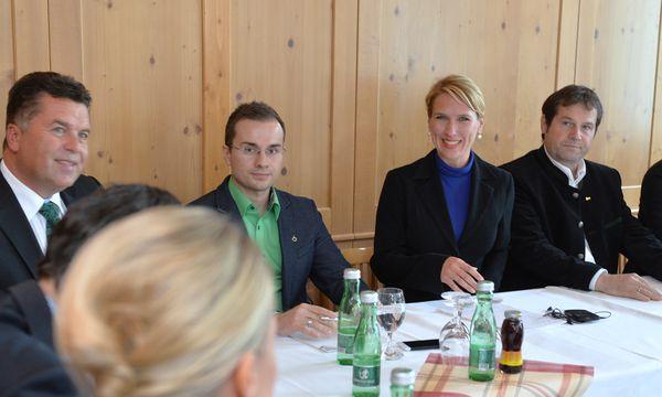 Team Stronach lernt Demokratie / Bild: (c) APA/BARBARA GINDL (BARBARA GINDL)