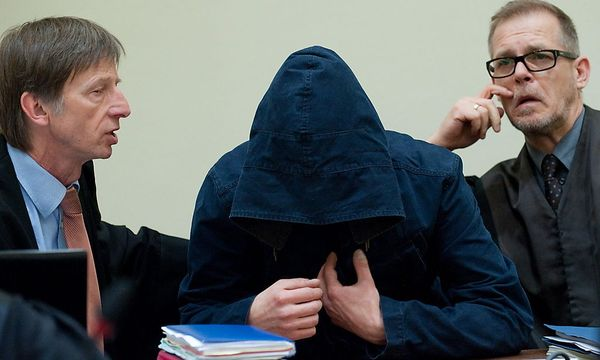 Carsten S. ist im Zeugenschutzprogramm, er ist angeklagt und will im NSU-Prozess auch aussagen. / Bild: (c) EPA