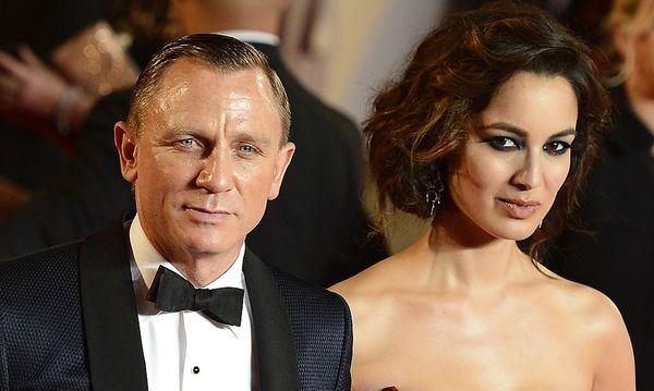 Daniel Craig und Berenice Marlohe bei der Premiere / Bild: REUTERS