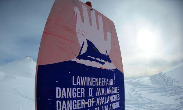 Experten warnen: Hohe Lawinengefahr in Tirol / Bild: (c) APA/BARBARA GINDL