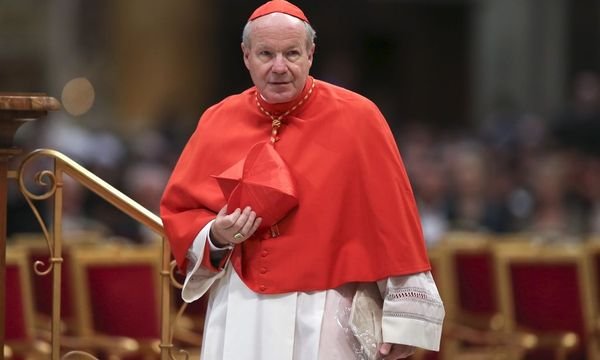 Kardinal Schönborn hat bei der Familiensynode im Vatikan eine Vermittlerrolle eingenommen. / Bild: (c) REUTERS