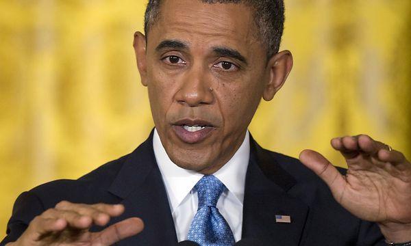 US-Präsident Barack Obama / Bild: (c) AP (Carolyn Kaster)