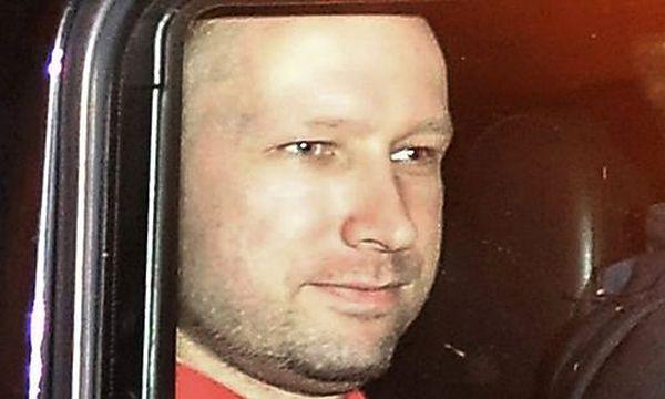 Anders B. Breivik kurz nach seiner Festnahme / Bild: (c) REUTERS (Scanpix Norway)