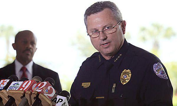 Polizeichef Bill Lee / Bild: (c) AP (Julie Fletcher)