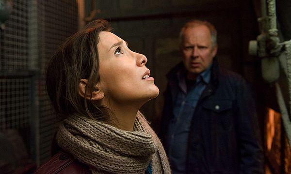 Sarah Brandt (Sibel Kekilli) und Klaus Borowski (Axel Milberg) im Tatort / Bild: (c) ORF (Christine Schroeder)