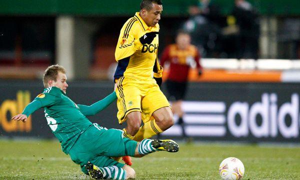 Alar schoss Rapid zu 1:0 gegen Charkiw  / Bild: Reuters (HEINZ-PETER BADER)