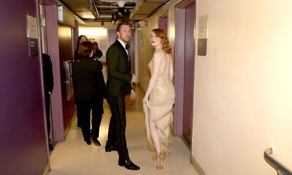 US-89TH-ANNUAL-ACADEMY-AWARDS---BACKSTAGE / Bild: (c) APA/AFP/GETTY IMAGES/Christopher (Christopher Polk)