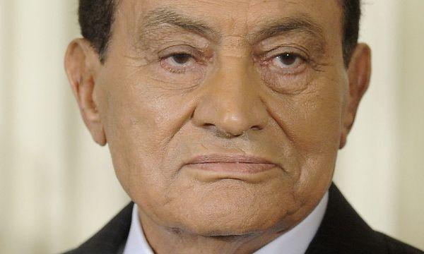 Mubarak / Bild: EPA