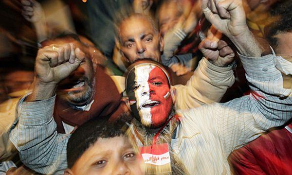 Nach Mubarak-Rede:
