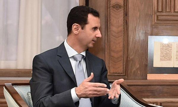 Assad / Bild: AFP