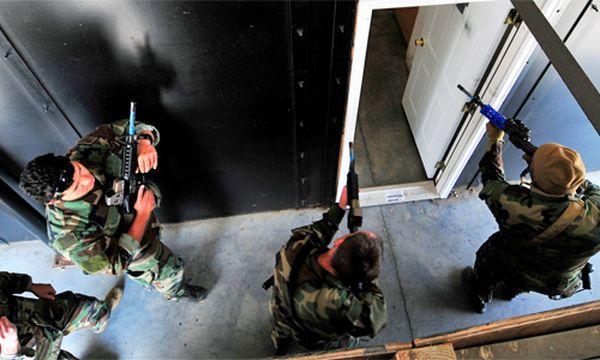 Navy Seals (Foto vom 06.11.10) / Bild: (c) AP (Harrison)
