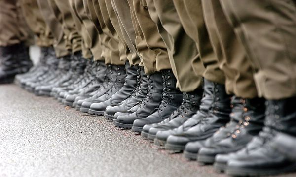 Symbolbild: Soldaten / Bild: (c) FABRY Clemens
