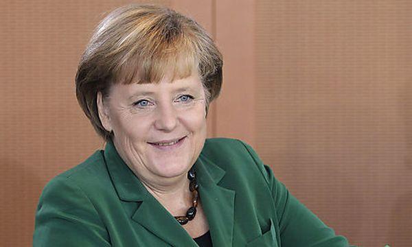 Angela Merkel / Bild: (c) AP (Michael Sohn)