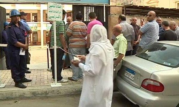 Historische Präsidentschaftswahl in Ägypten /