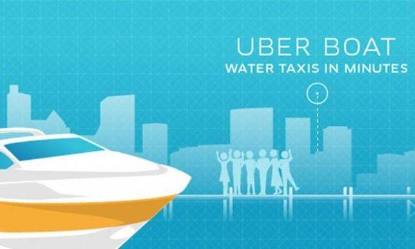 Uber macht der kommerzielle Seefahrt in Kroatien Konkurrenz. / Bild: Uber