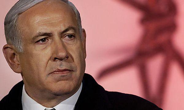 Benjamin Netanyahu / Bild: (c) AP (Sebastian Scheiner)