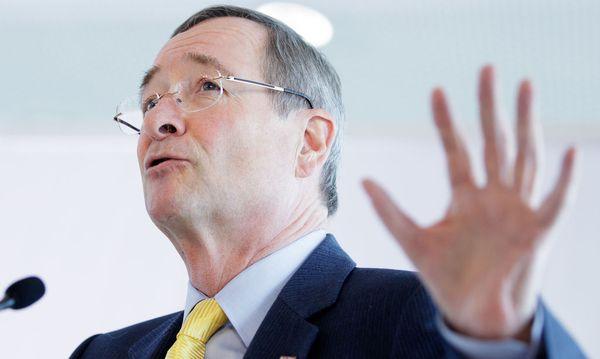WKO-Präsident Leitl warnt vor einem Öxit / Bild: APA/GEORG HOCHMUTH