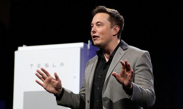 Elon Musk / Bild: APA/AFP/DAVID MCNEW