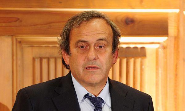 Uefa-Präsident Michel Platini / Bild: GEPA pictures/ Witters/ Pool Photo/Lennart Preiss