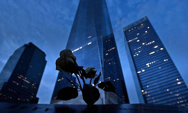 Ground Zero in New York. / Bild: APA/AFP/BRENDAN SMIALOWSKI