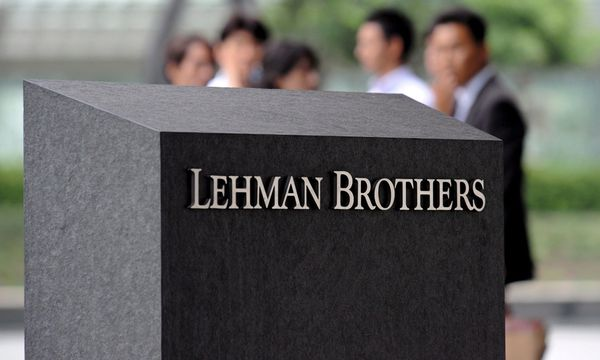 Lehman Schock / Bild: (c) EPA (EVERETT KENNEDY BROWN)