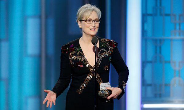 Meryl Streep. / Bild: (c) REUTERS