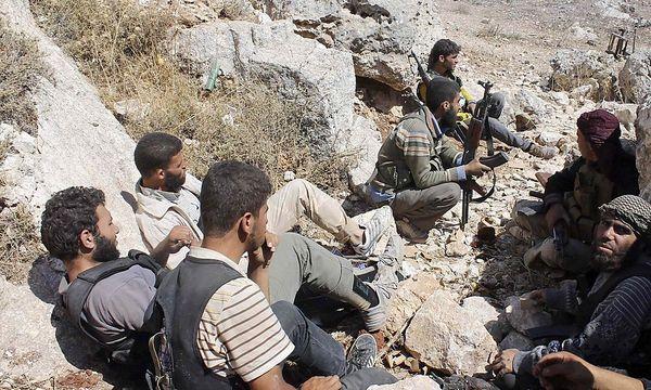Kämpfer der freien syrischen Armee / Bild: REUTERS