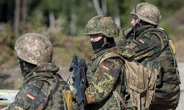 Bundeswehr / Bild: (c) REUTERS (MORRIS MAC MATZEN)