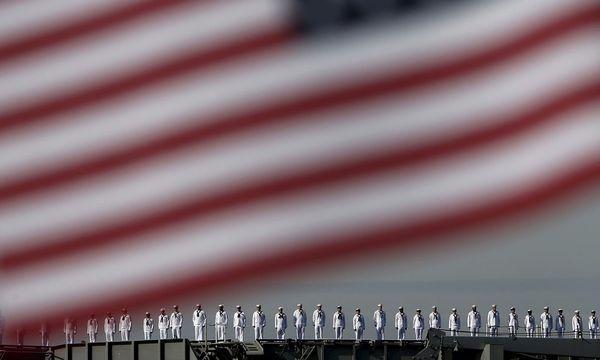 Den USA steht unter US-Präsident Trump die bisher größte Erhöhung ihrer Rüstungsausgaben in Friedenszeiten bevor. Das Budget des Außenministeriums soll dagegen stark gekürzt werden. / Bild: (c) REUTERS (Yuya Shino / Reuters)