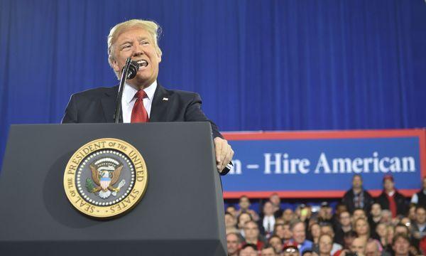 Donald Trump / Bild: APA/AFP/NICHOLAS KAMM