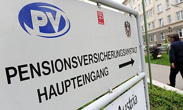 Pensionsversicherungsanstalt / Bild: Presse/Fabry