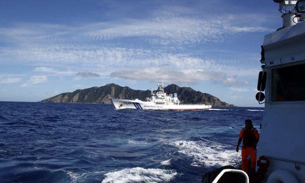 Diaoyu-Inseln / Bild: EPA
